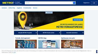ᐅ Metro Gutscheine Oktober 2019 GUTSCHEINHERO
